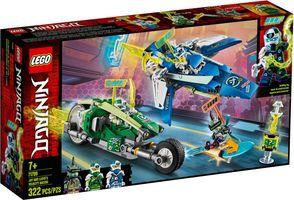 LEGO® Ninjago Jay and Lloyd's Velocity Racers
