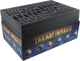 Feldherr foam set for Twilight Imperium 4th Edition