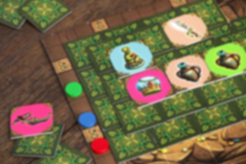 Ali Baba gameplay