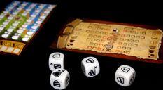Kingdomino Duel dice