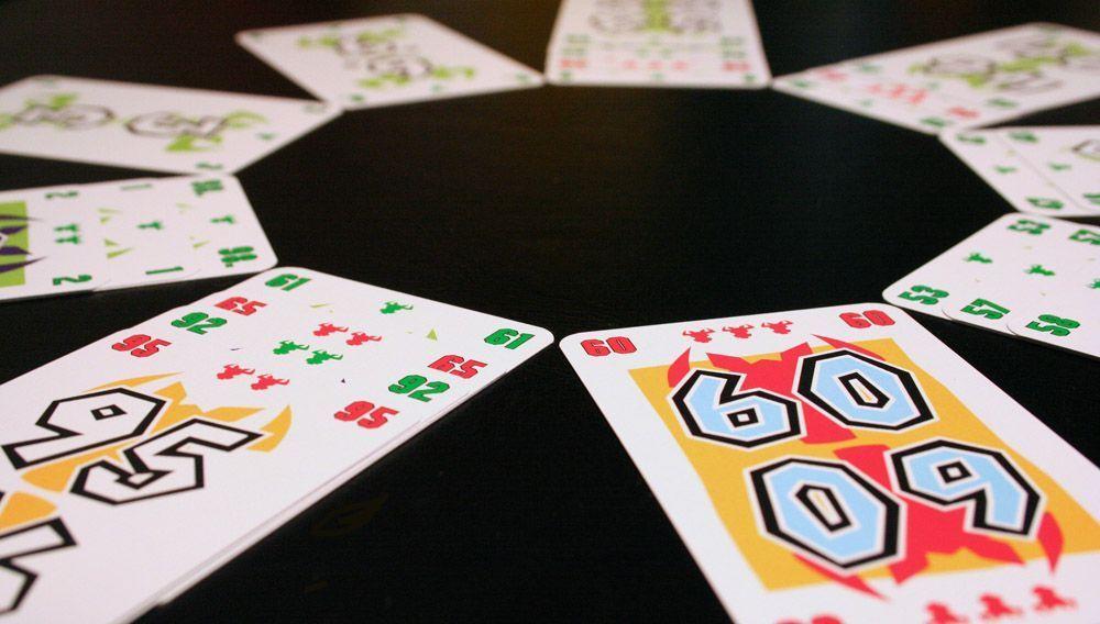 Take 5! cards