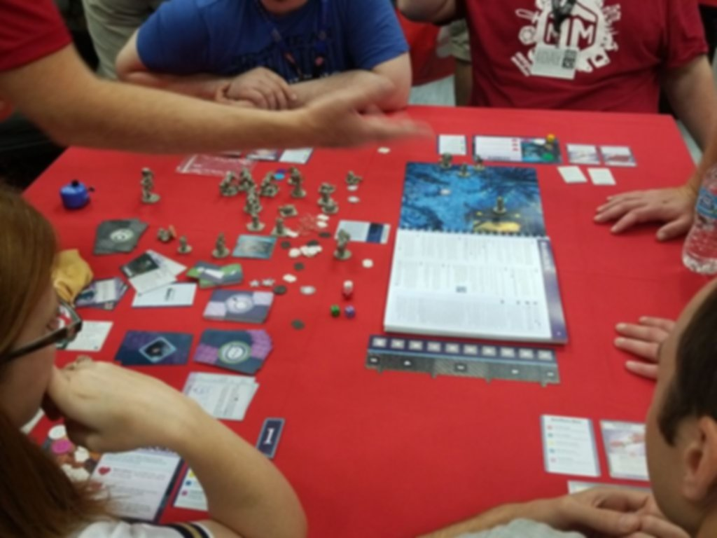 Stuffed Fables gameplay
