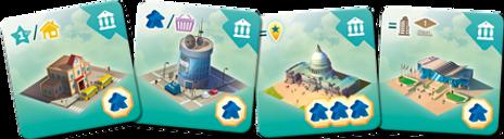 Quadropolis: Public Services tiles