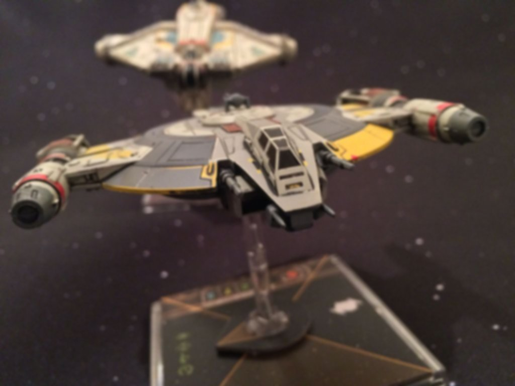 Star Wars: X-Wing Miniatures Game - Shadow Caster Expansion Pack miniature