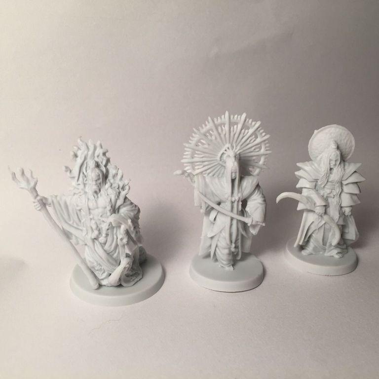 Rising Sun: Kami Unbound miniature
