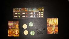 King's Forge components