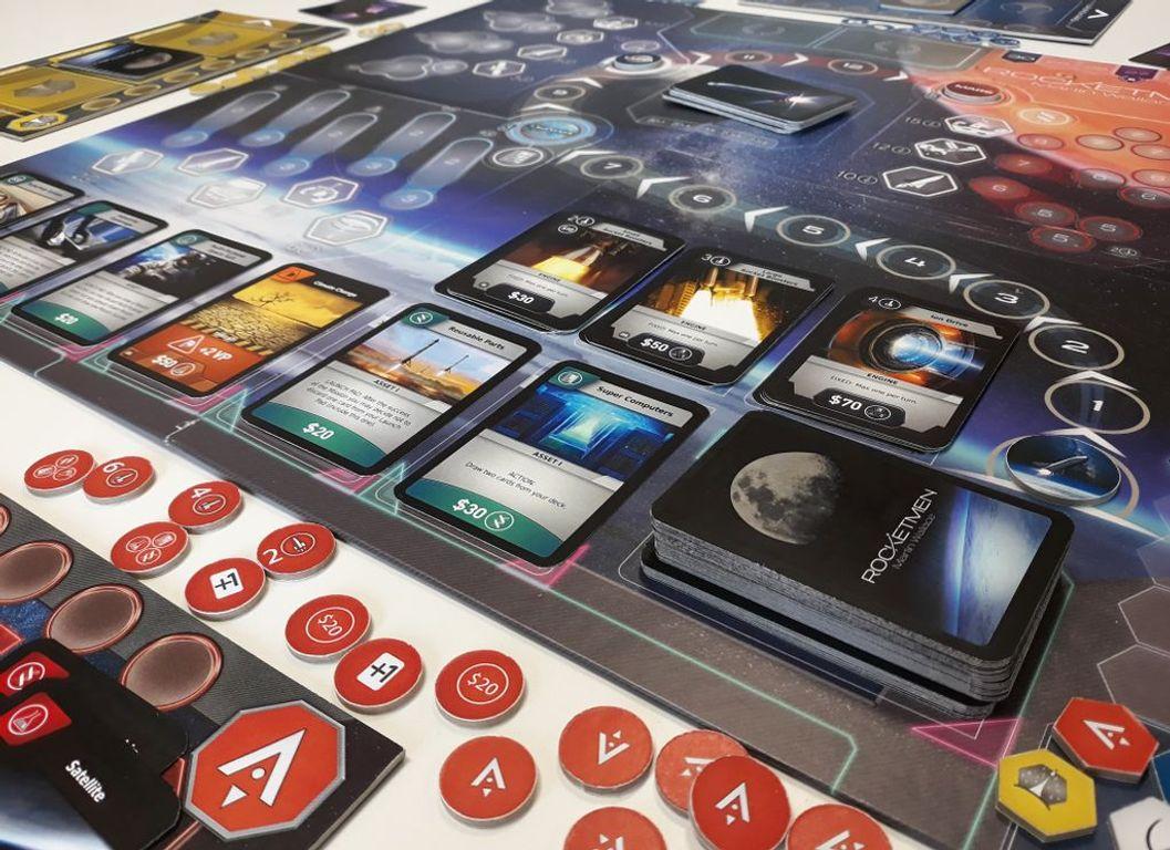 Rocketmen gameplay