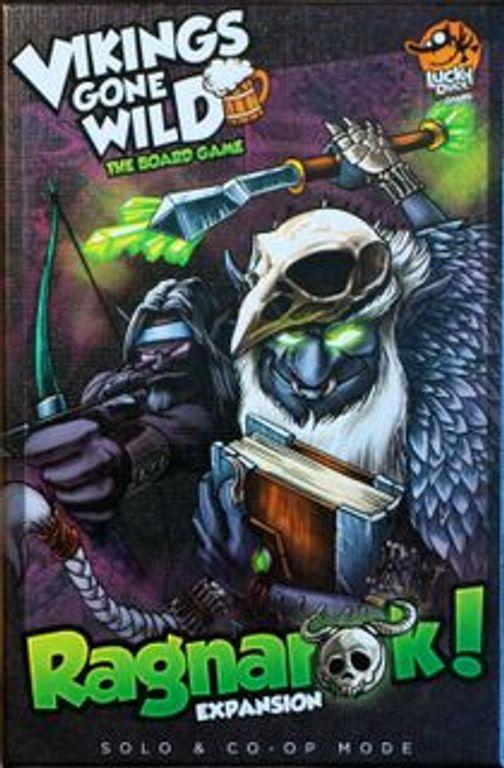 Vikings Gone Wild: Ragnarok!
