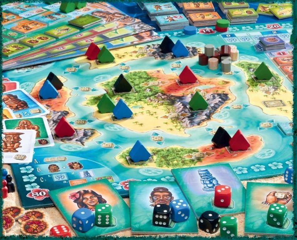 Bora Bora gameplay