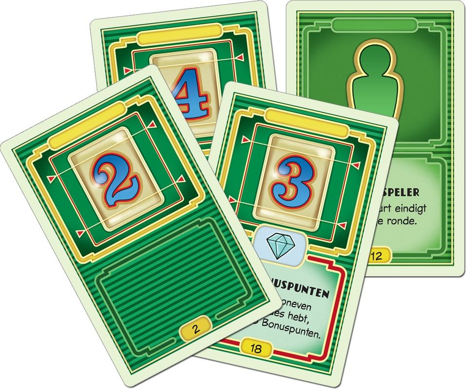Fast Forward: FORTUNE cards
