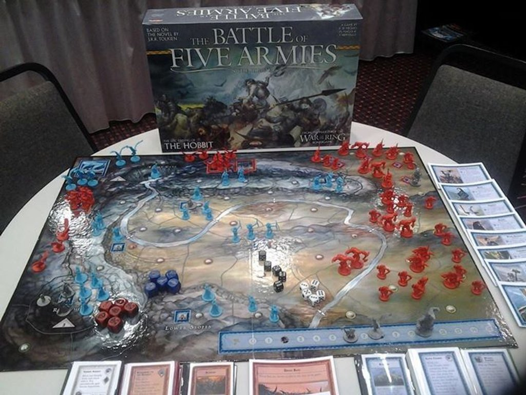 The Battle of Five Armies gameplay