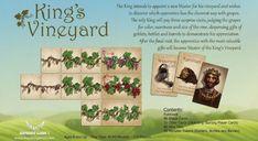 King's Vineyard manual