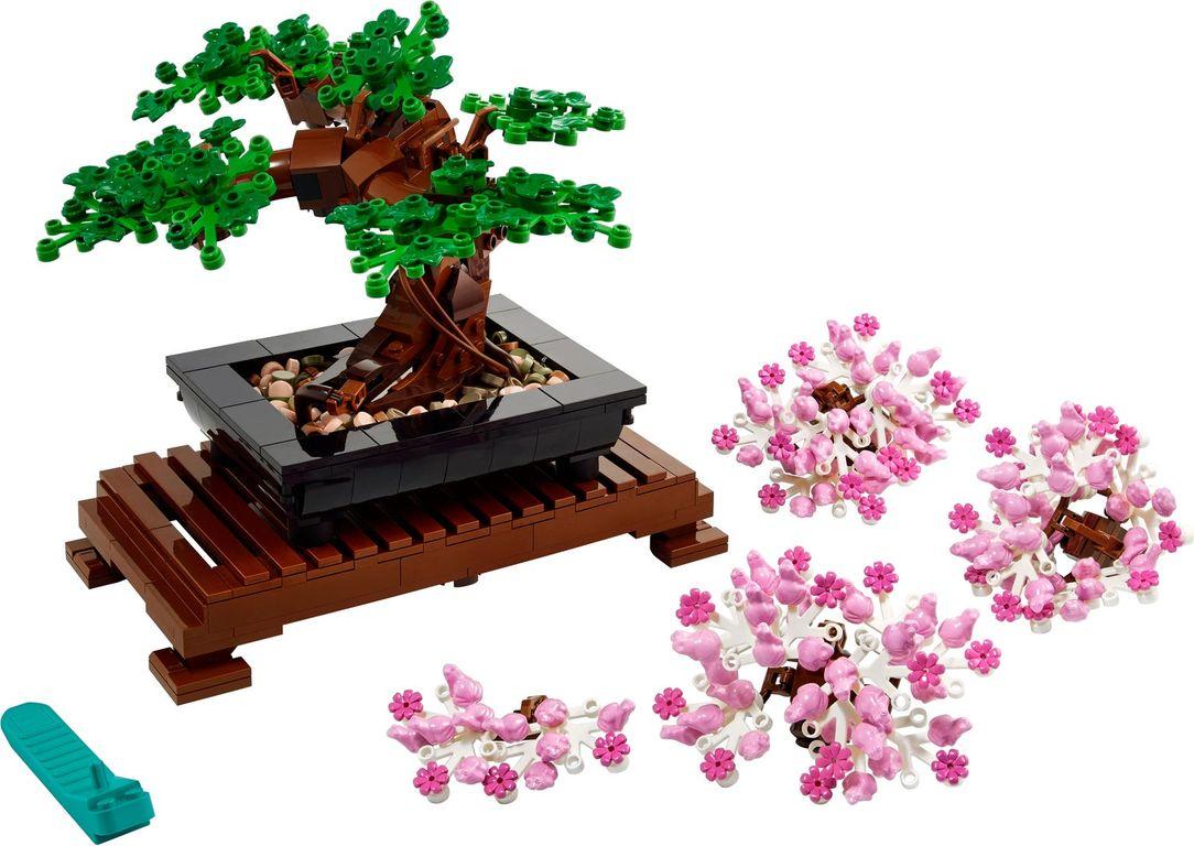 Bonsai Tree components