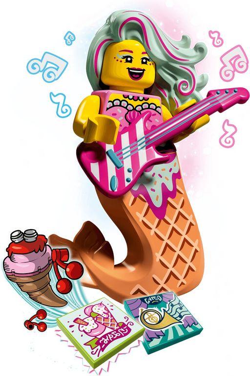 LEGO® VIDIYO™ Candy Mermaid BeatBox minifigures