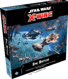 Star Wars: X-Wing (Second Edition) - Epic Battles Multiplayer Expansion