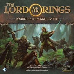 The Lord of the Rings: Journeys in Middle-earth