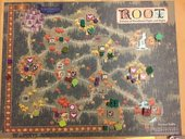Root game board