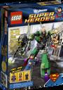 Superman vs. Power Armour Lex