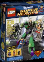 LEGO® DC Superheroes Superman vs. Power Armour Lex