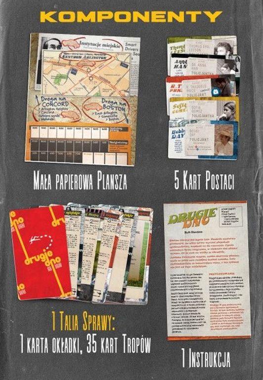 Detective: Signature Series - Dig Deeper components