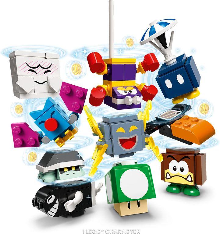 LEGO® Super Mario™ Character Packs – Series 3 gameplay