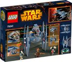 LEGO® Star Wars Vulture Droid back of the box