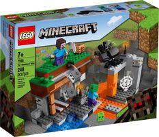 """LEGO® Minecraft The """"Abandoned"""" Mine"""