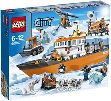 LEGO® City Arctic Icebreaker