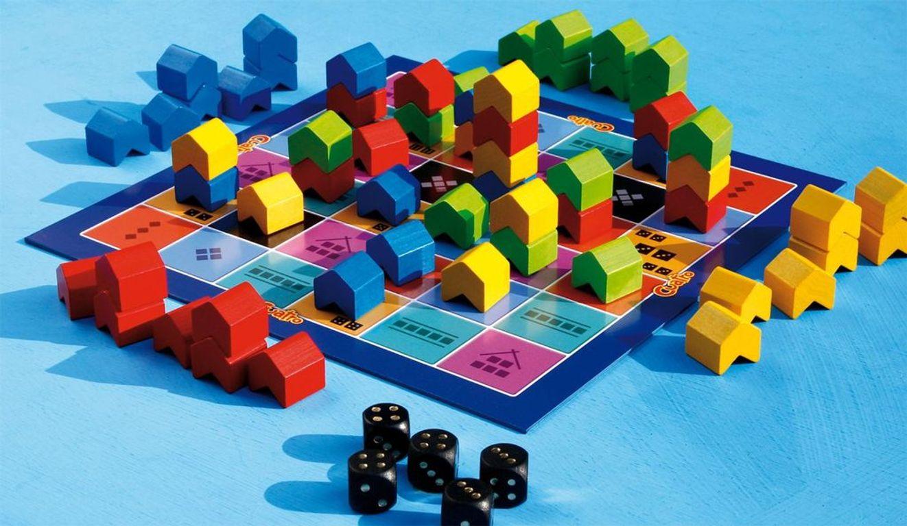 Cuatro gameplay