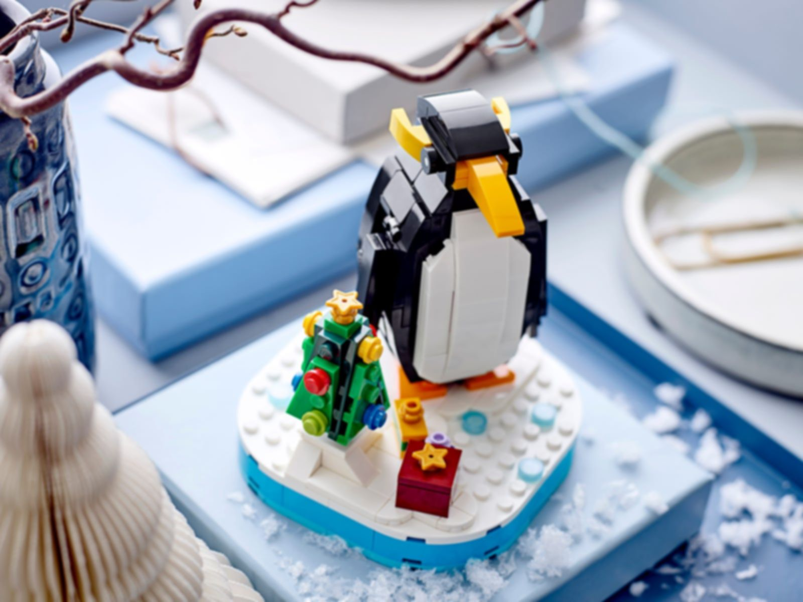 Christmas Penguin gameplay