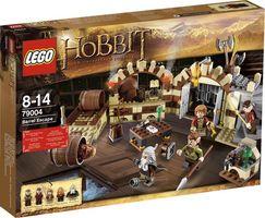 LEGO® The Hobbit Barrel Escape