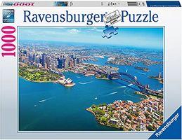 Sydney Harbour Opera House & Bridge Australia