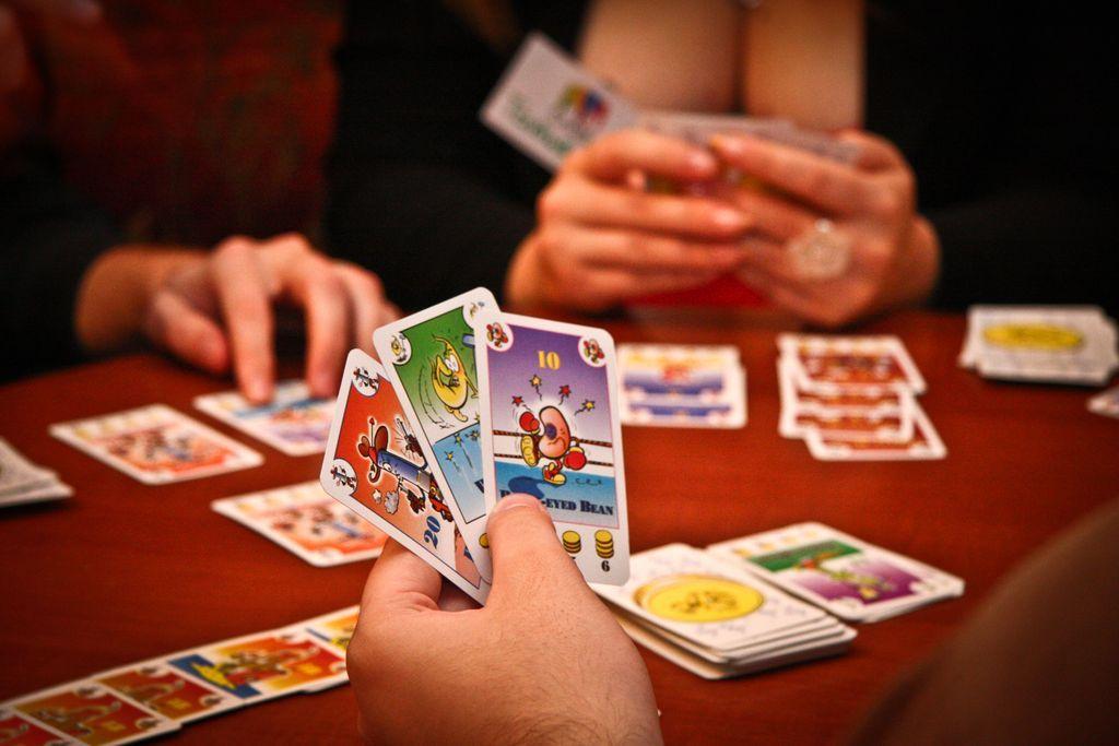 Bohnanza gameplay
