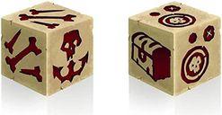 Sea of Thieves Legendary Dice Box Set dice