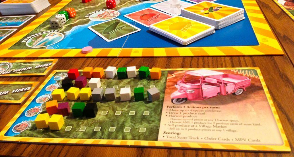 Cinque Terre gameplay