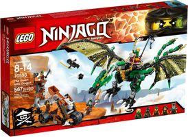 LEGO® Ninjago The Green NRG Dragon