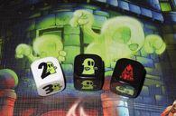 Ghost Fightin' Treasure Hunters dice