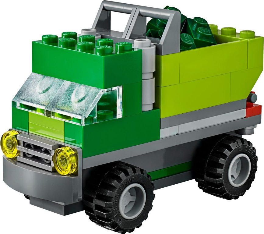 LEGO® Classic Creative Box components