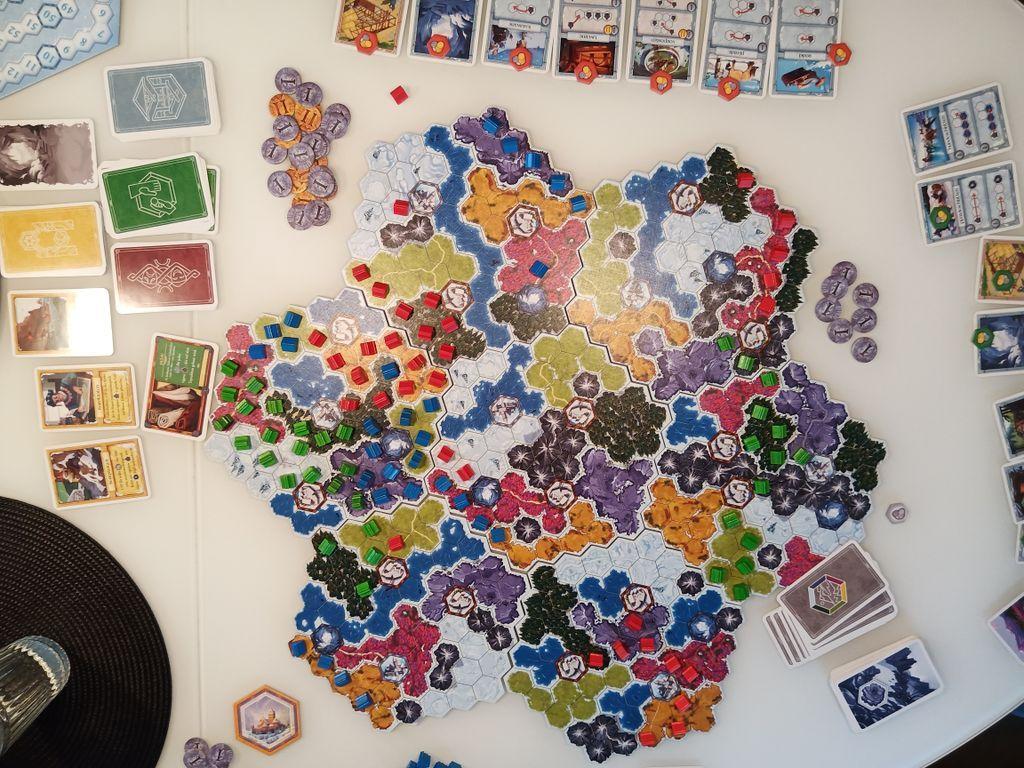 Winter Kingdom components