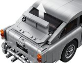 James Bond™ Aston Martin DB5 back side