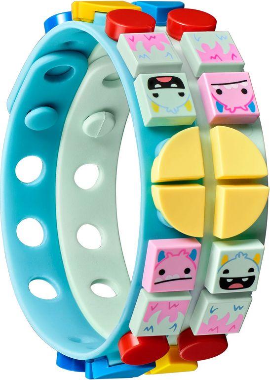 LEGO® DOTS Monster Bracelets components