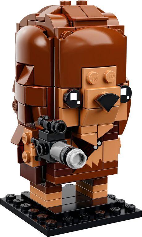 LEGO® BrickHeadz™ Chewbacca™ components