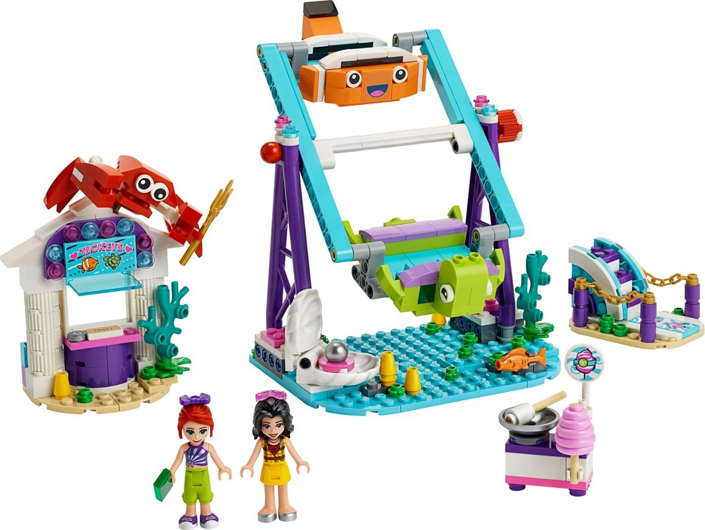 LEGO® Friends Underwater Loop components