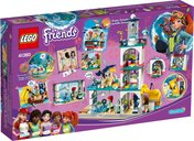 LEGO® Friends Lighthouse Rescue Center back of the box