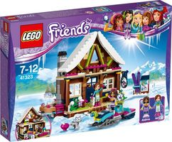 LEGO® Friends Snow Resort Chalet
