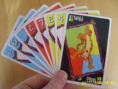 Uno Junior cards