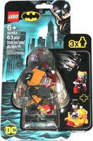 LEGO® DC Superheroes Batman™ vs. The Penguin™ & Harley Quinn™