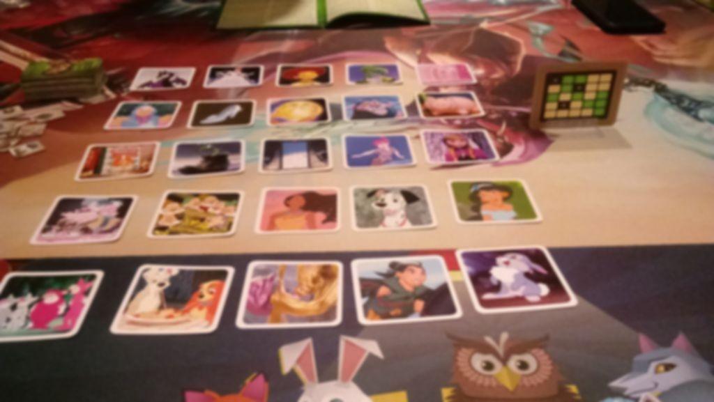 Codenames: Disney Family Edition cards