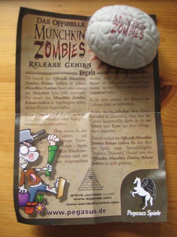 Munchkin Zombies manual
