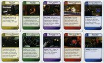 Battlestar Galactica: Exodus Expansion cards
